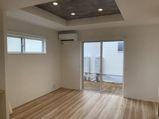 【居間・リビング】南雪谷3丁目新築戸建