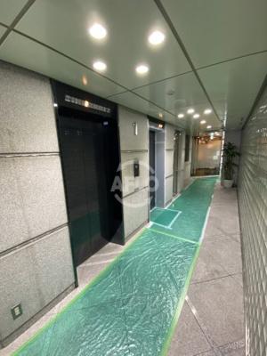 若杉センタービル別館 エレベーター