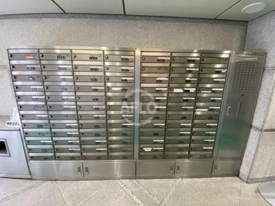 若杉センタービル別館 メールボックス