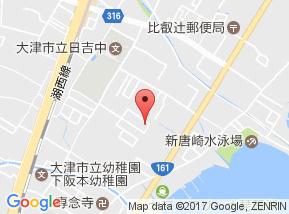 【地図】アーク比叡