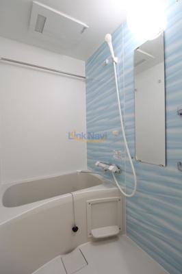 【浴室】ビガーポリス417天満橋Ⅱ