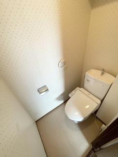 【トイレ】緑橋レックスマンション