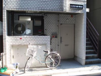 【エントランス】ホーユウコンフォルト隅田公園