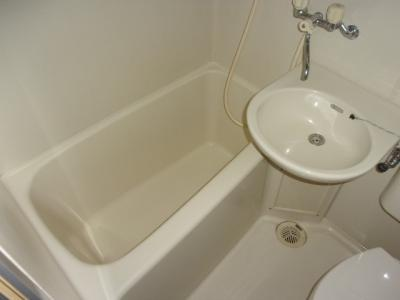 【浴室】ホーユウコンフォルト隅田公園