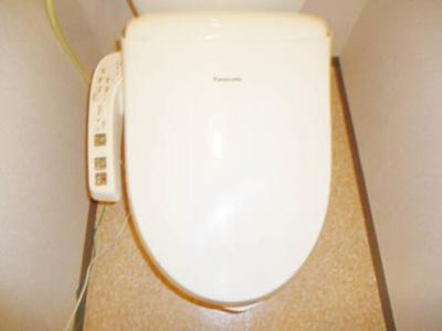 【トイレ】セントラルヴィレッジ桑原 B棟・