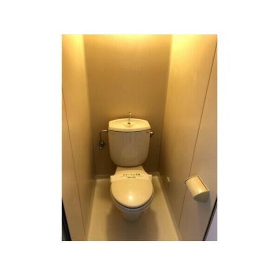 【トイレ】コーポラス野村