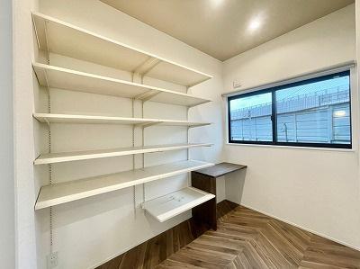 no2 サンルームは大容量スペースがございます!