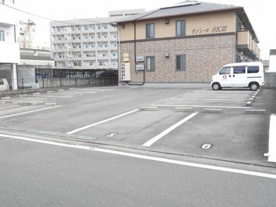 【駐車場】セジュールSKⅢ・