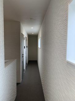 2階内廊下