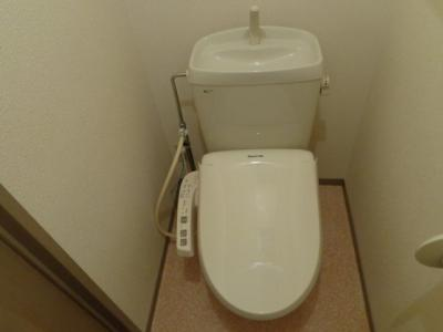 【トイレ】ヴィラ・アゼリア