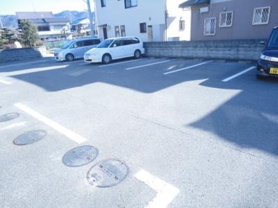 【駐車場】カルフール松本A