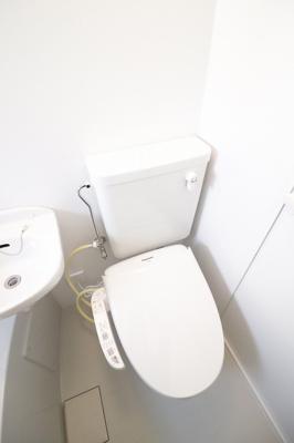 【トイレ】メゾン・ド・SK@みえばし