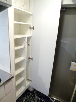 玄関姿見同タイプ他部屋の写真です。