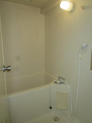 【浴室】ティックハウス