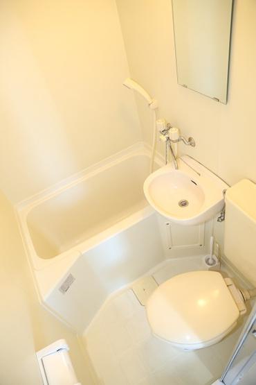 【浴室】プリンセスコート荒川