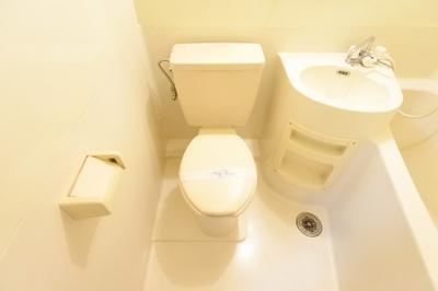 【トイレ】ゴールドハイツフクチ