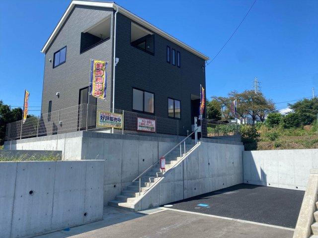 【外観】新築一戸建て「小田原市久野第37」全1棟