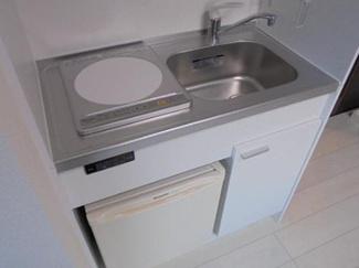 【キッチン】横浜市西区東久保町一棟アパート