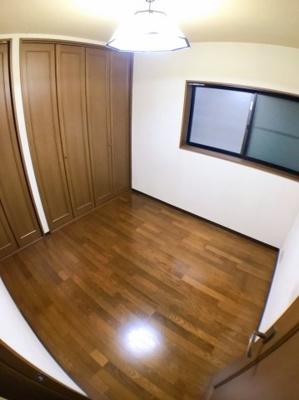 ●1階約4.5帖の洋室です♪