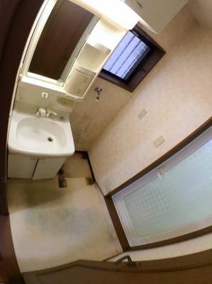 ●洗面スペースです♪ 〇室内洗濯機置場付きです♪