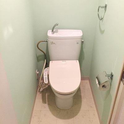 【トイレ】フォレシティ六本木
