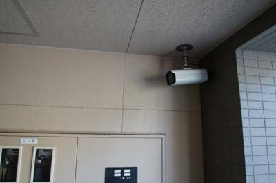 「防犯カメラ」もあります。