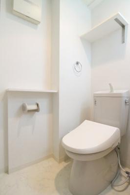 【トイレ】クレアドル須磨3