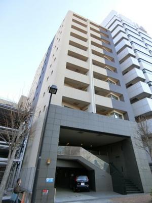 ペットOK♪ワンちゃん・猫ちゃんと一緒に暮らせます☆横浜線・ブルーライン「新横浜」駅より徒歩5分の11階建てマンションです♪