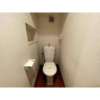 【トイレ】クワトロ初台