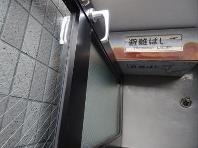 【バルコニー】代田橋レジデンス