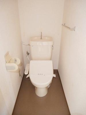 【トイレ】セゾンソレイユ深谷