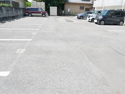 【駐車場】セゾンソレイユ深谷