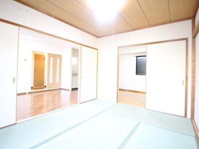 【和室】阪急「池田駅」9分のファミリータイプ物件