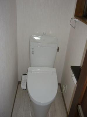 【トイレ】下京区銭屋町 中古戸建