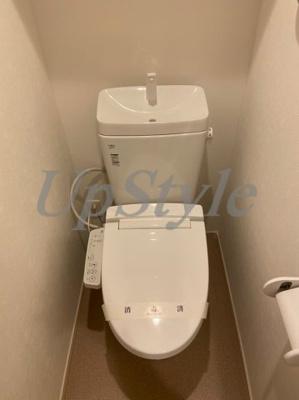 【トイレ】インベストビギン柴又Ⅰ