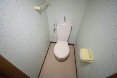 【トイレ】SUNつかろく