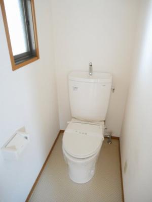 【トイレ】内谷タウンA棟
