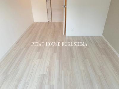 【寝室】ファーストフィオーレ福島野田Ⅱ