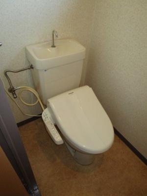 【トイレ】ハイツタナカ