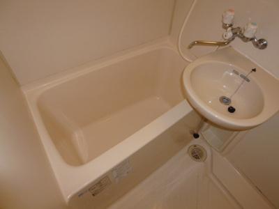 【浴室】ライフシティ林