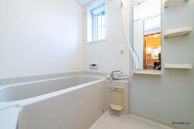 【浴室】プラシード・カーサ A