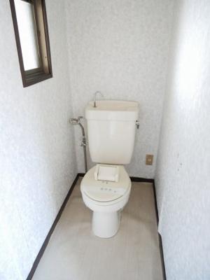 【トイレ】内谷タウンB棟