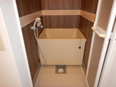 【浴室】ラポールテラス