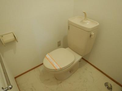 【トイレ】ラポールテラス