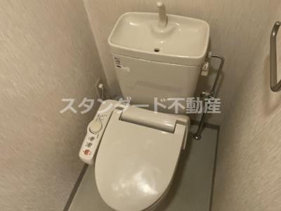 【トイレ】ランドマークシティ同心