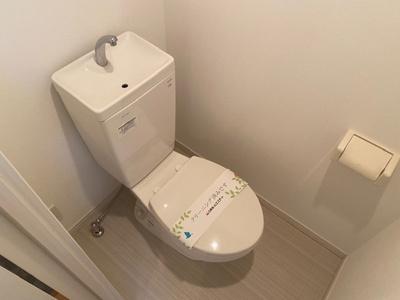 【トイレ】ベレーザ松陰