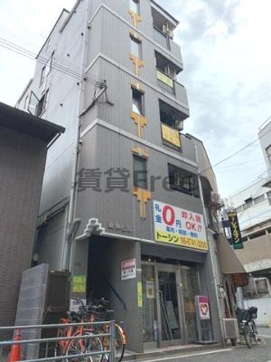 【外観】東伸ビル 仲介手数料無料