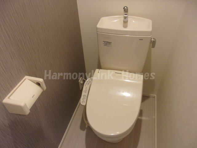 ハーモニーテラス北新宿のトイレ☆