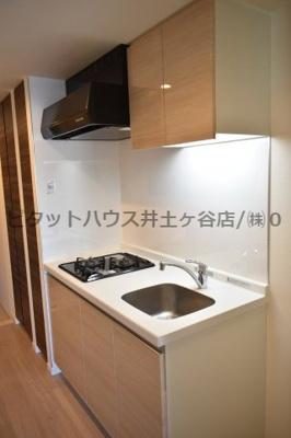 【キッチン】プラージュベイ横濱関内