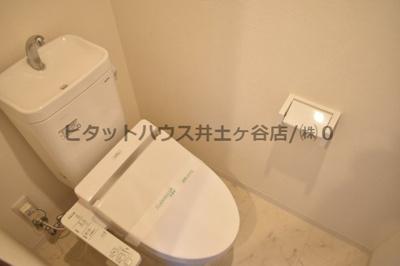 【トイレ】プラージュベイ横濱関内